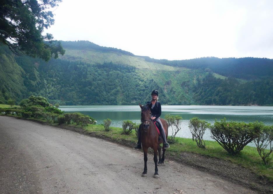 Sete Cidades, het dorpje aan het kratermeer