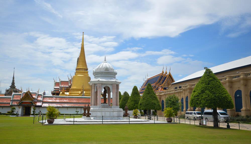 Bezoek het Grand Palace