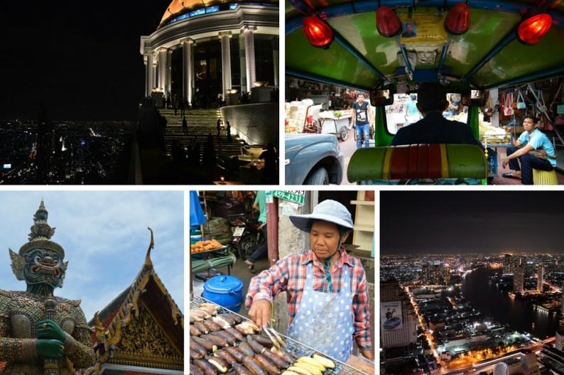 Wat te doen als je 1 Dag in Bangkok bent?
