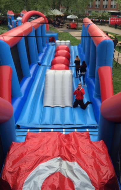 Base Jump, 4 meter