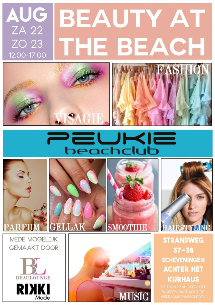 Beaulounge - Beauty at the beach