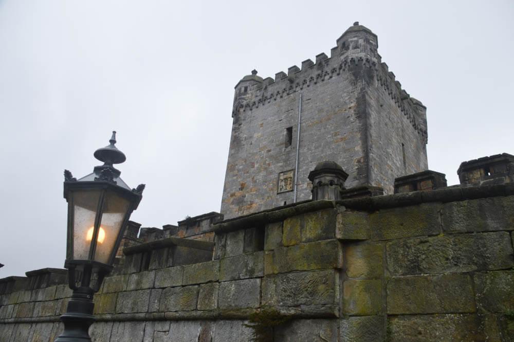 Burg Bentheim - Kastelenroute