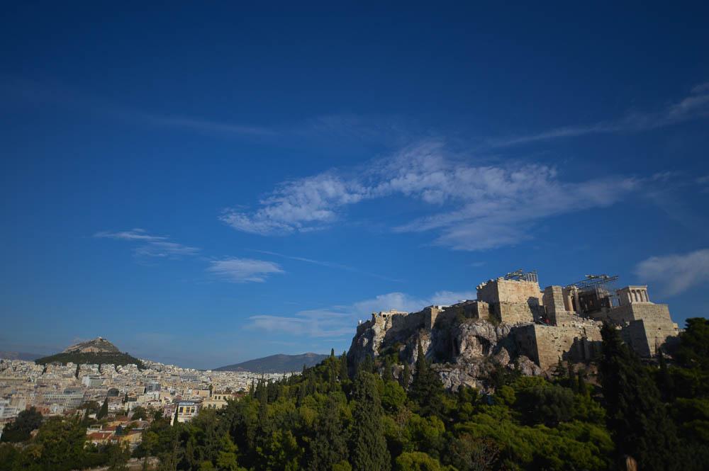 Akropolis & Lykavittos