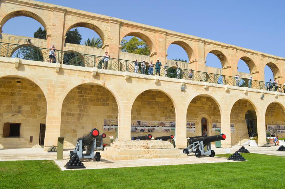Bezienswaardigheden Valletta