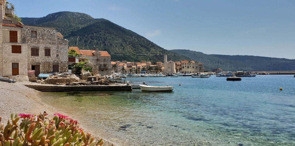 Bezienswaardigheden eiland Vis Kroatië