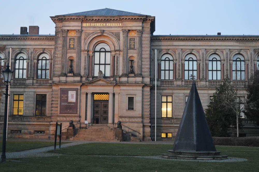 Bibliotheek Augusta - Wolfenbuttel