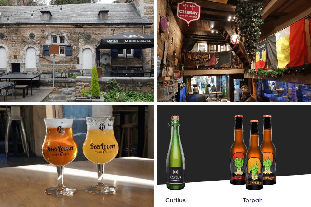 Bier proeven in Luik