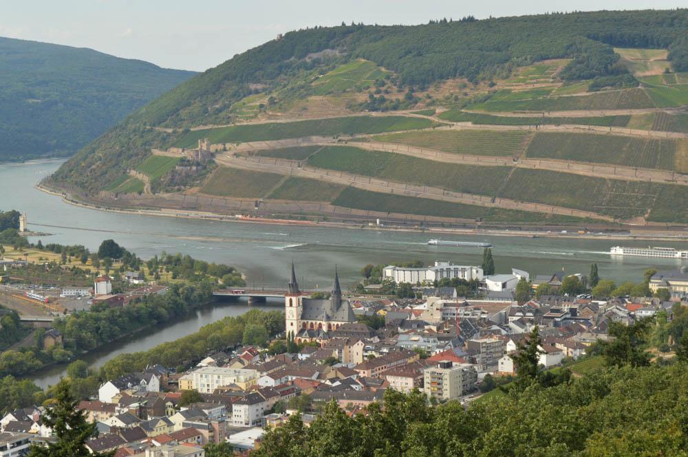 Bingen am Rhein - Duitsland