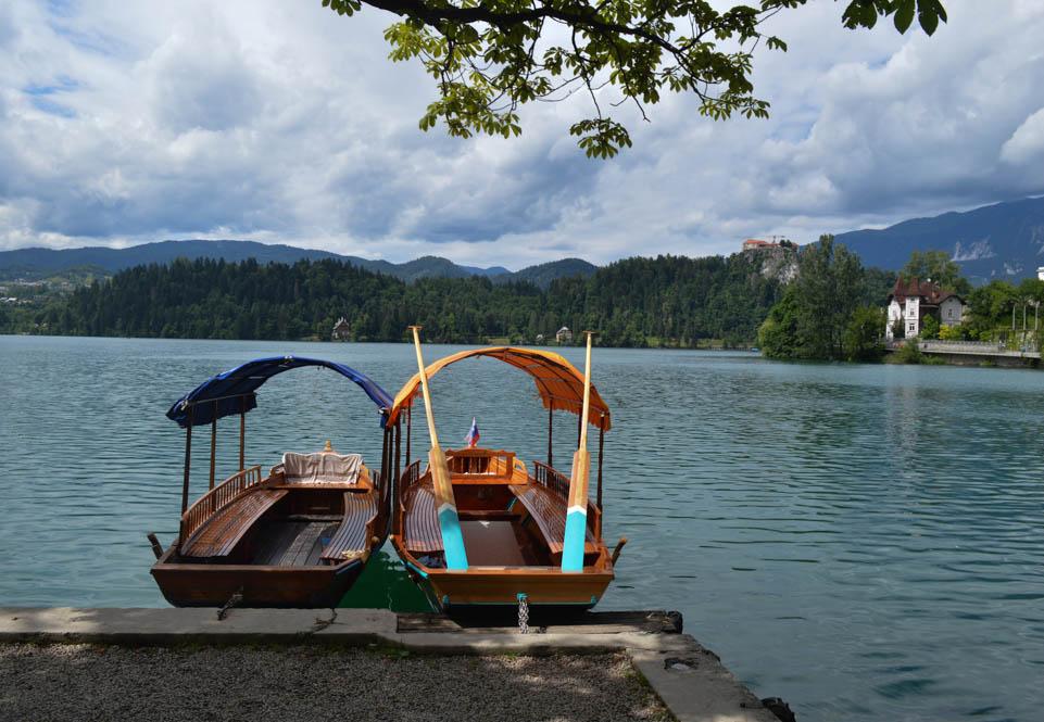 Fotoreport: Lake Bled zoals het hoort te zijn