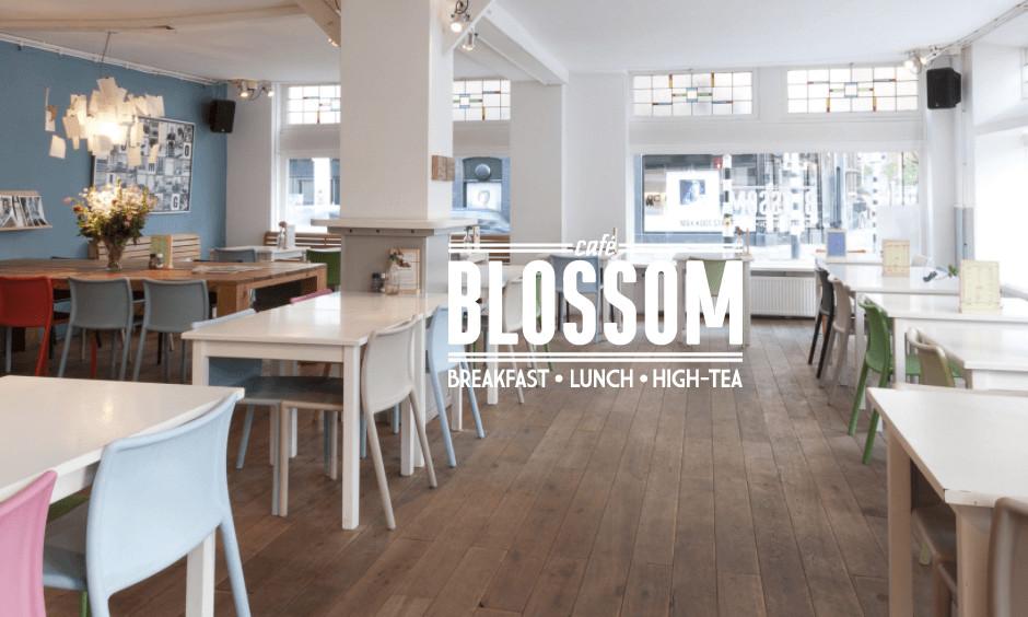 Café Blossom - Haagse hippe koffietent