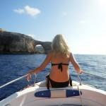 Gozo & Comino vanaf het water