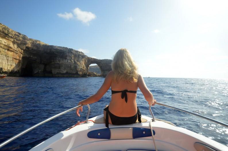 Boattrip Gozo