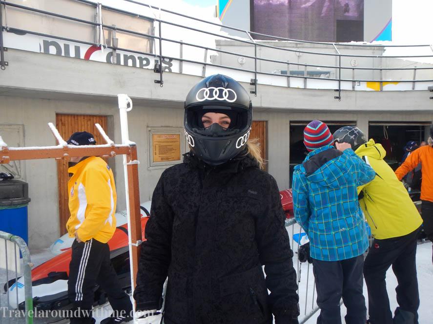 'Try before you die op reis': Bobsleeën in Zwitserland