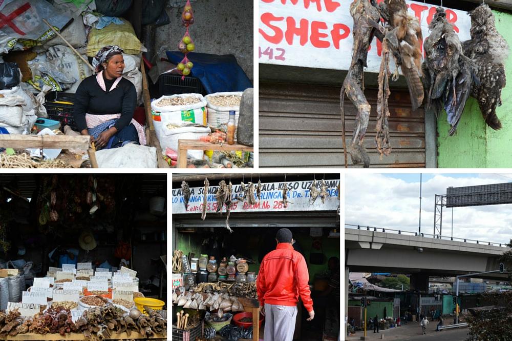Bridge Market - Durban