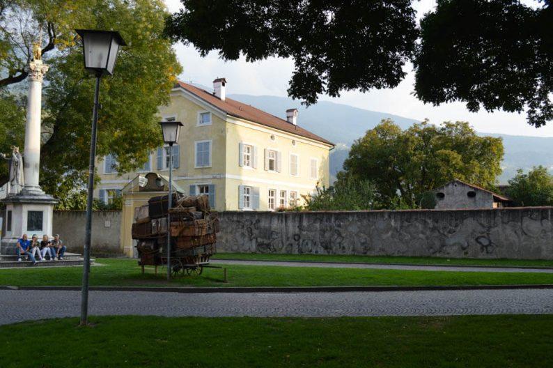 Lang weekend nazomeren in Brixen, Bressanone Zuid-Tirol