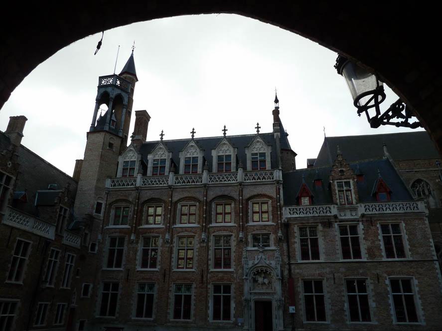Brugge in kerstsferen