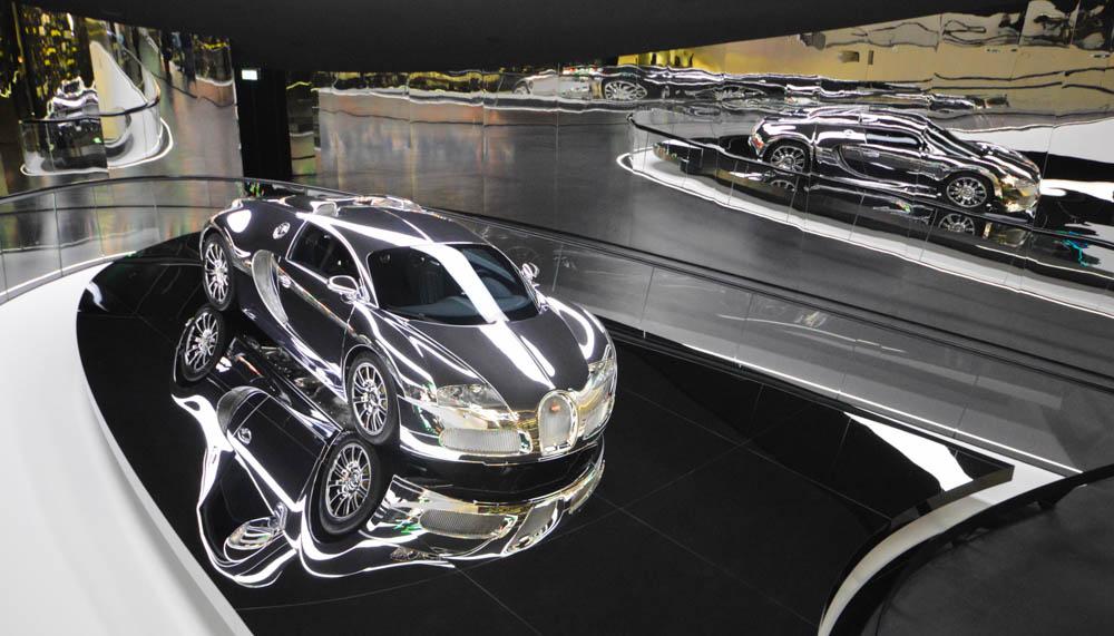Premium Clubhouse van Bugatti, Bugatti Veyron 16.4