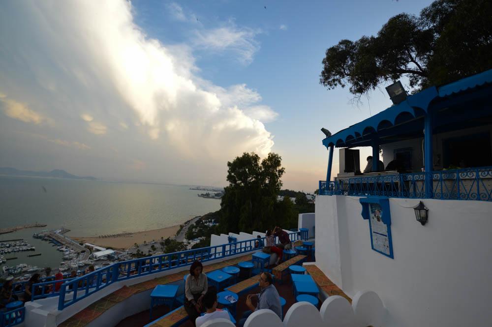 Hotspot: Café des Délices - Sidi Bou Saïd