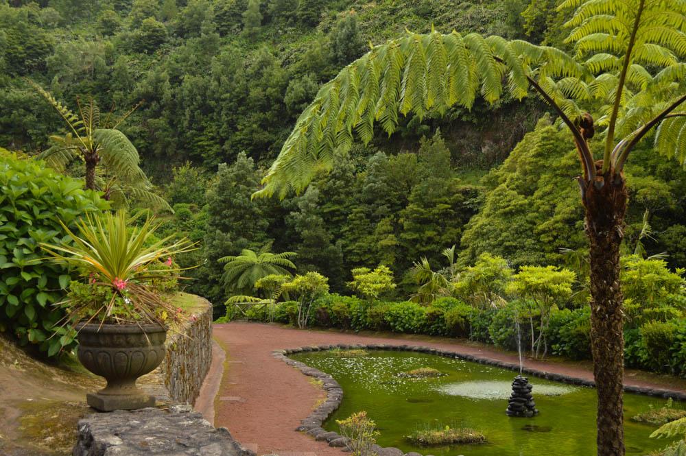 Caldeirões Park - Sao Miguel - Azores