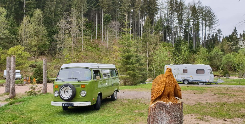 Camping Langenwald reserveren