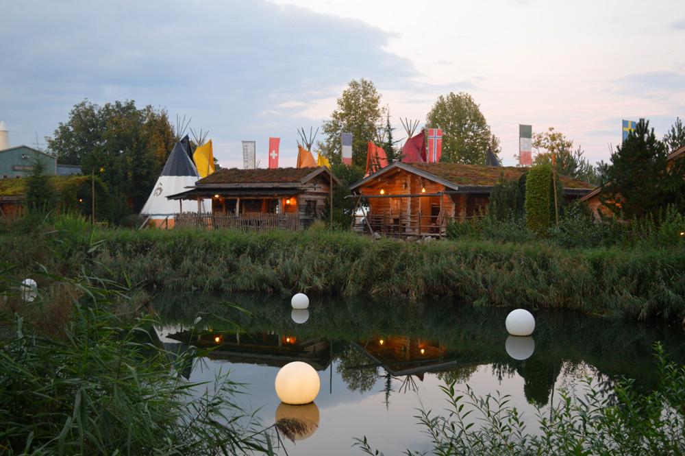 Camp Resort