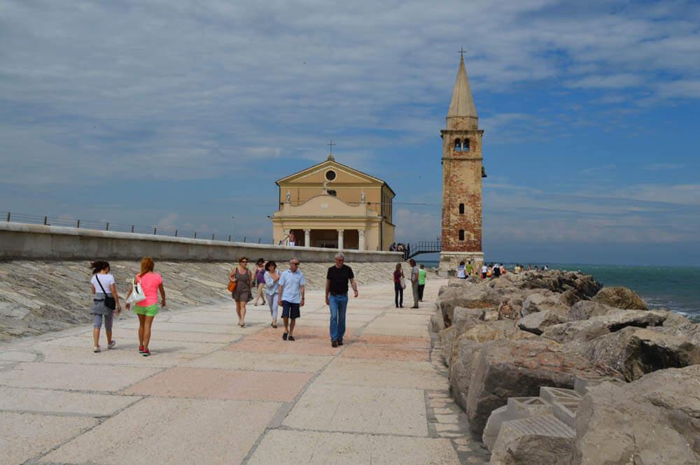Caorle - Adriatische kust autorondreis