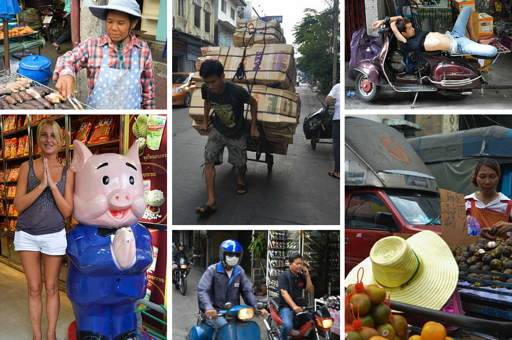 Chinatown, de grootste Chinese wijk ter wereld buiten China