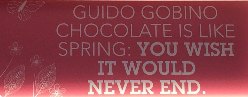 Chocola in Turijn