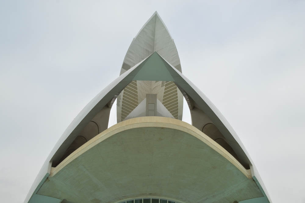 Architectuur Valencia Spanje