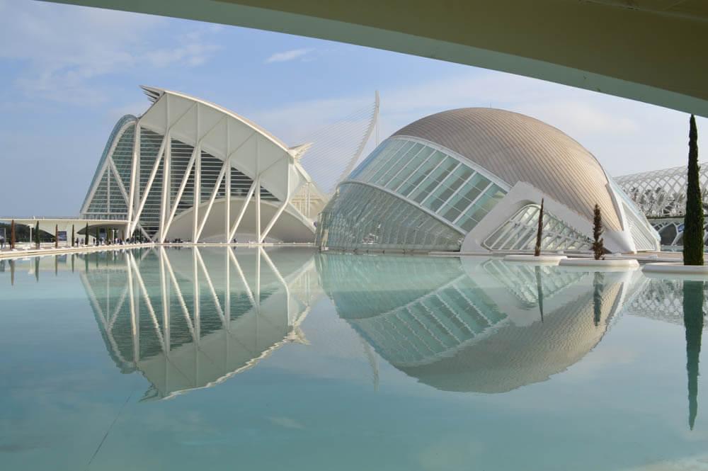 Stad van Kunst en Wetenschap - Valencia