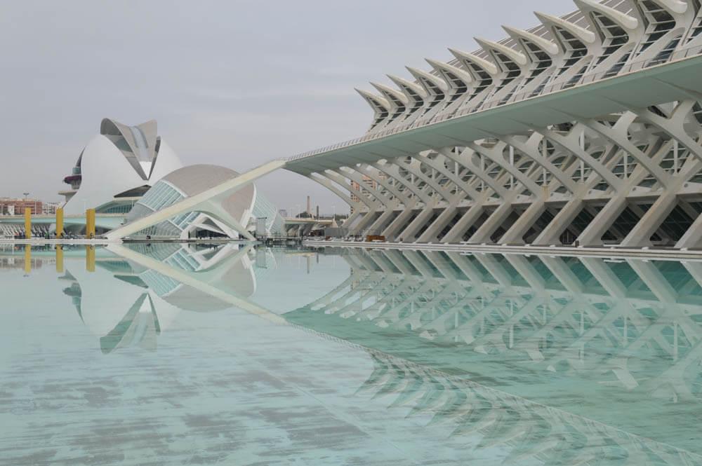 Ciudad de las Arts - Valencia