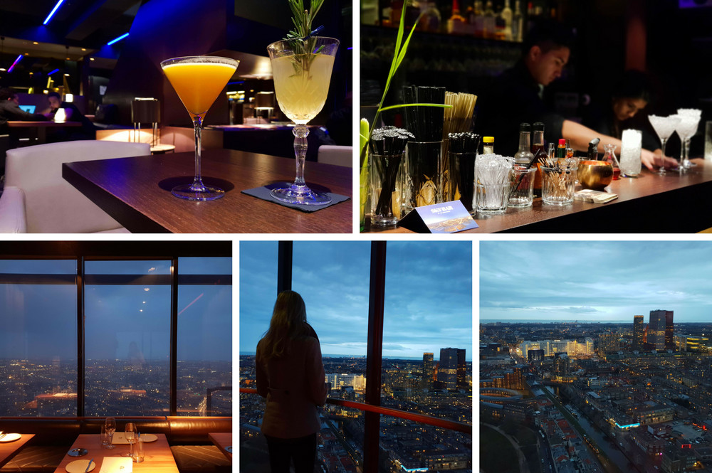 The Penthouse Sky bar