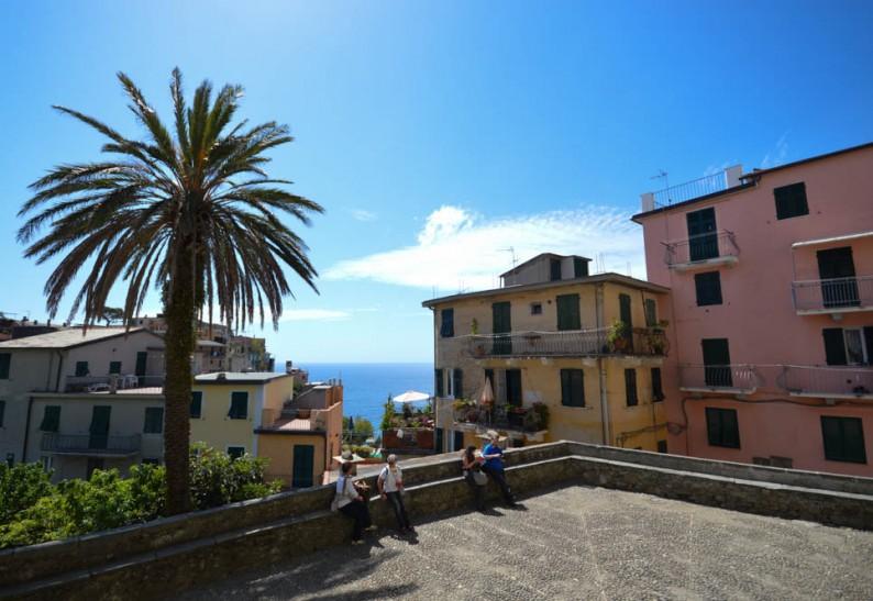Fotoreport: Corniglia - Cinque Terre - Italië