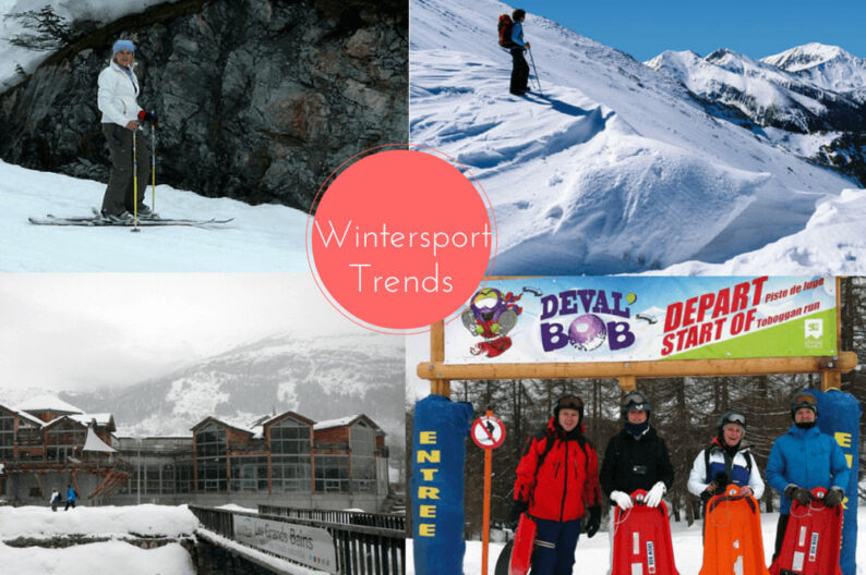 Wintersport trends 2014/2015