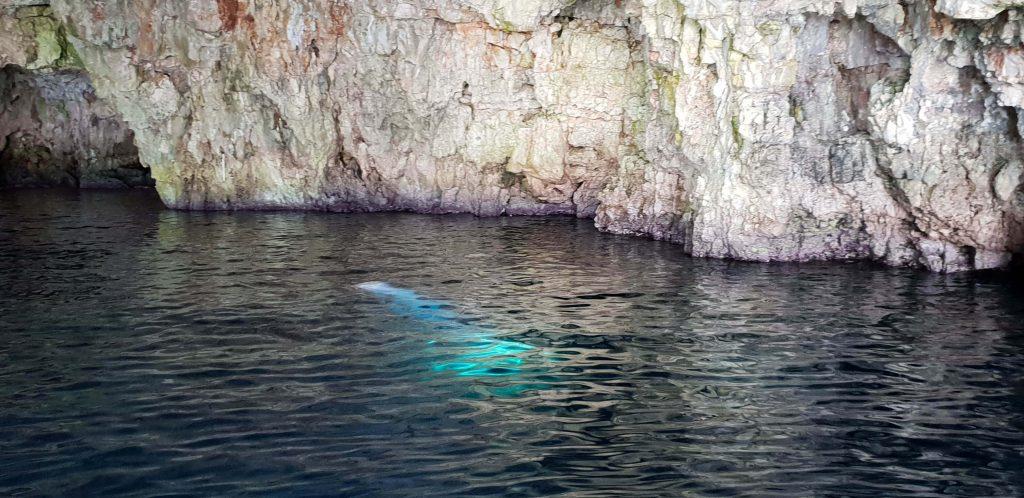 Green Cave - Croatia