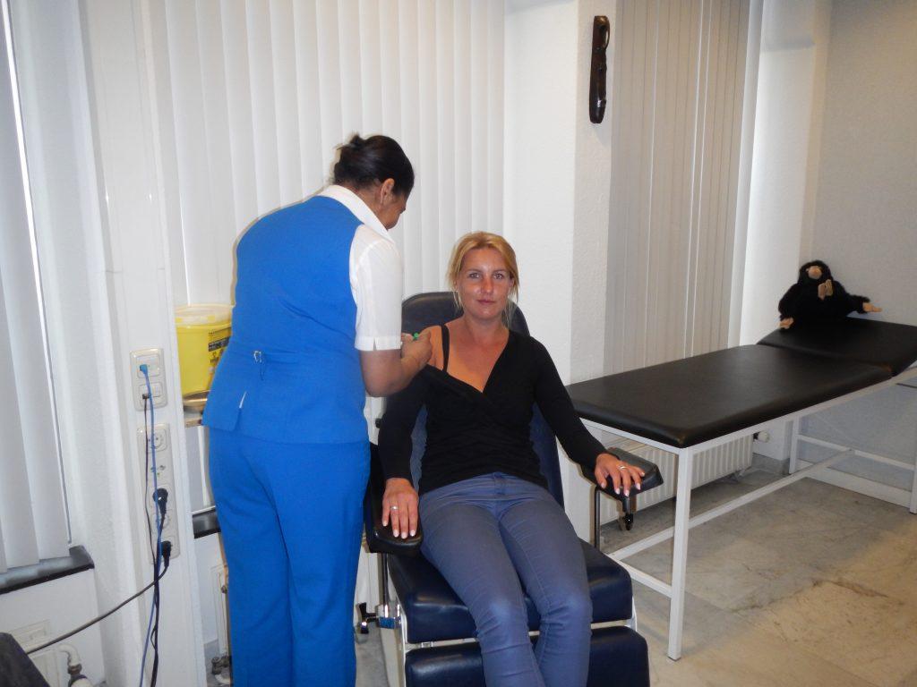 Vaccinaties bij KLM Travel Clinic