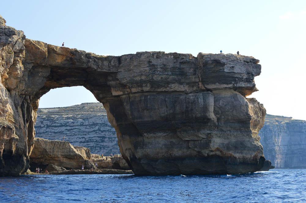 Azure Window - Gozo