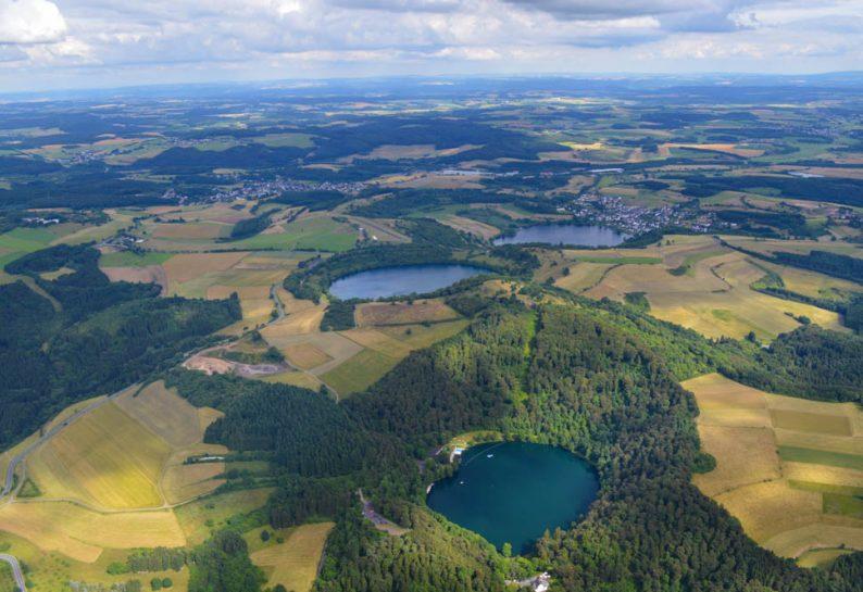Dauner-Maare-Eifel-Duitsland