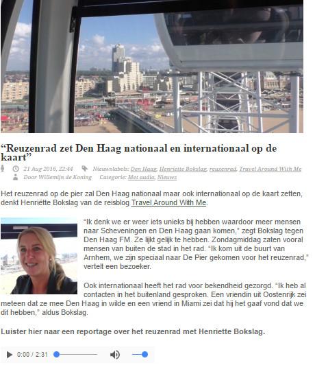Den Haag FM Reuzenrad