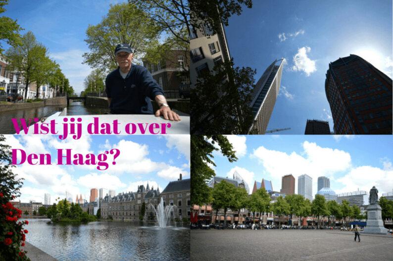 Wist je dat over Den Haag?