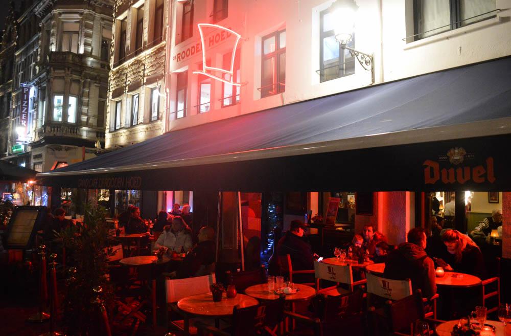 Den Rooden Hoed - Antwerpen