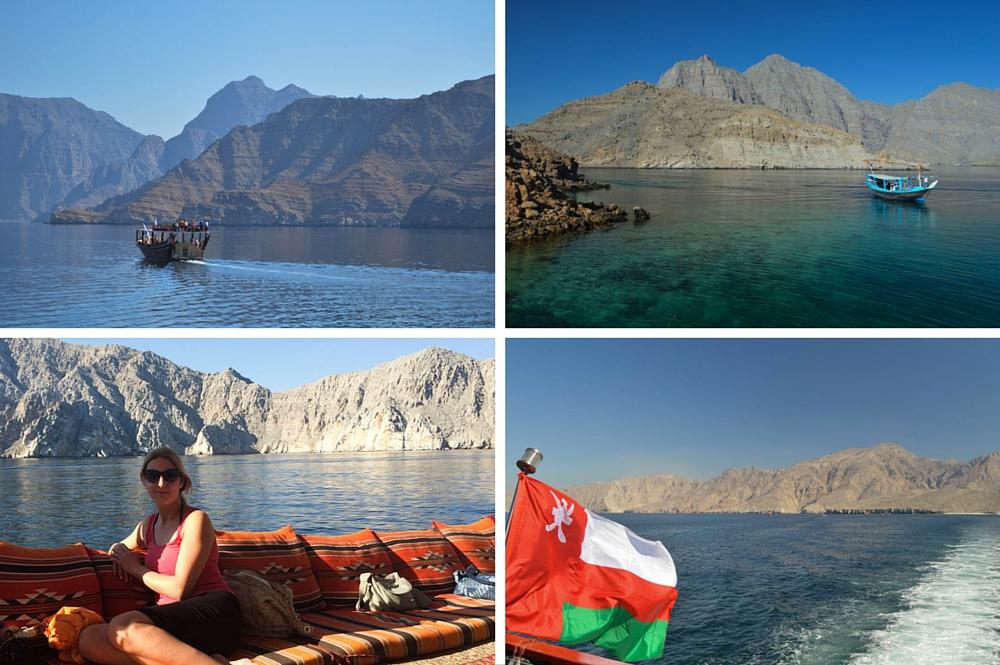 Fjorden van Arabia - Dhow Cruise - Oman