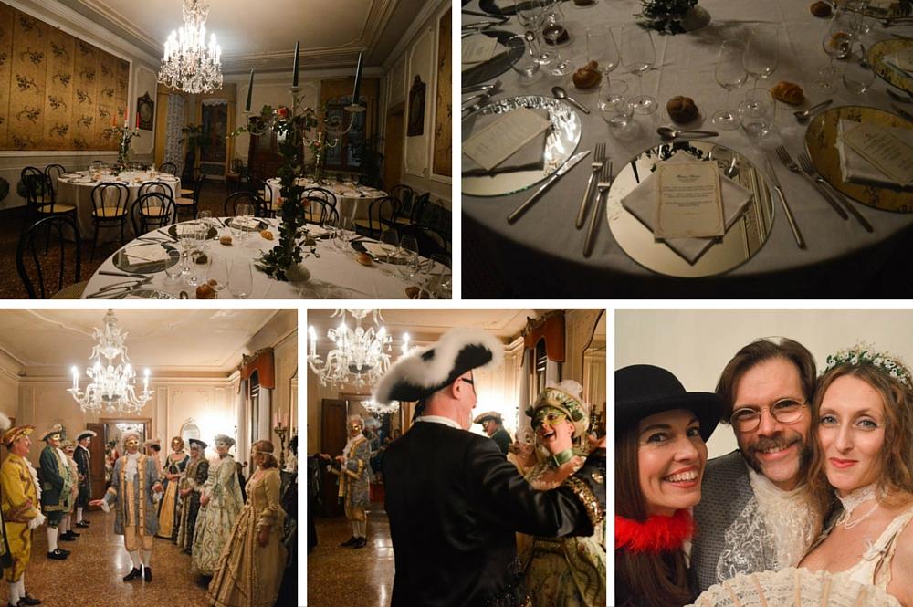 Diner en historisch dansen