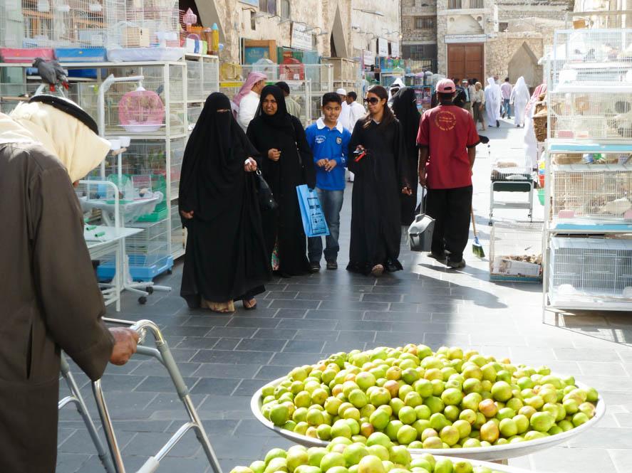 Al-Hamam, dierenmarkt