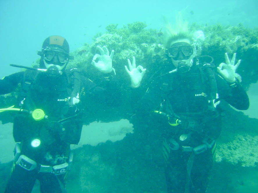 PADI Dive Course - Tenerife