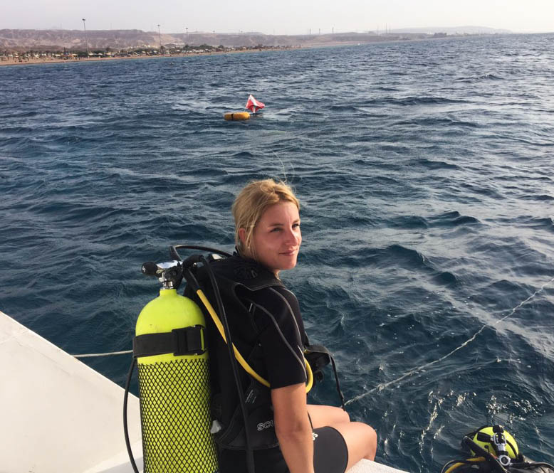 Deep Blue Dive Center - Aqaba