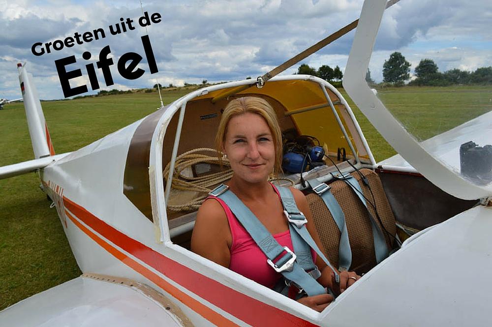 Eifel-Vakantiekaart