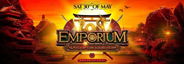 The Land of the Rising Sun......@ Emporium