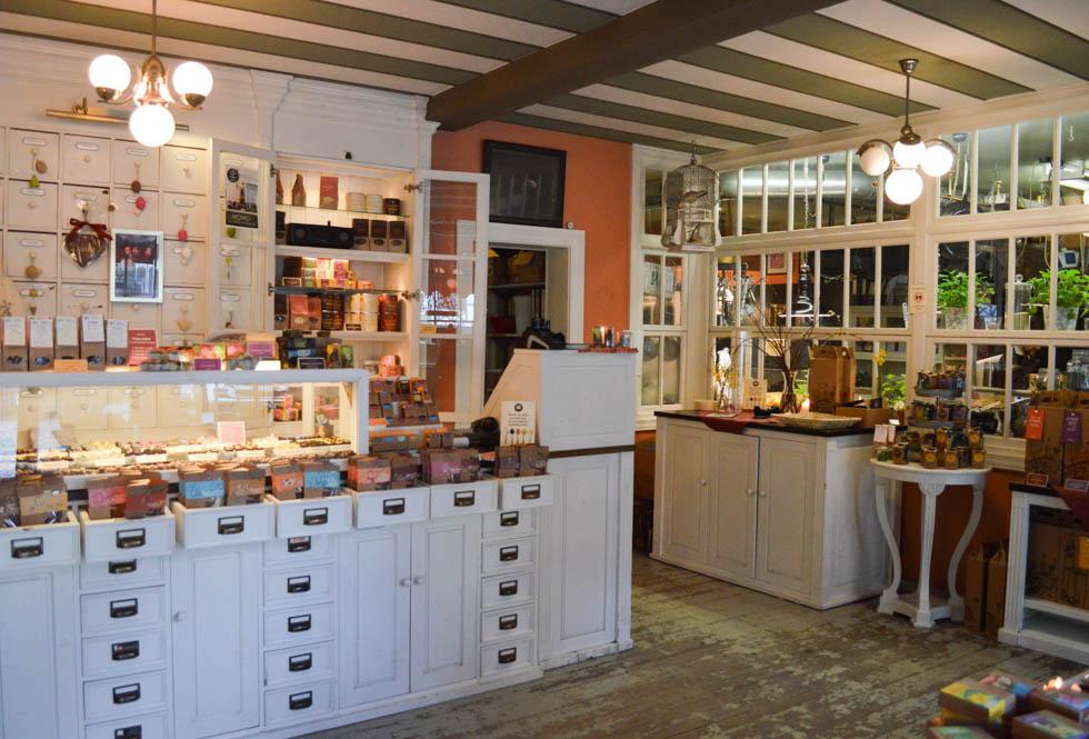 Chocoladefabriek Goldhelm - Erfurt - Thuringen