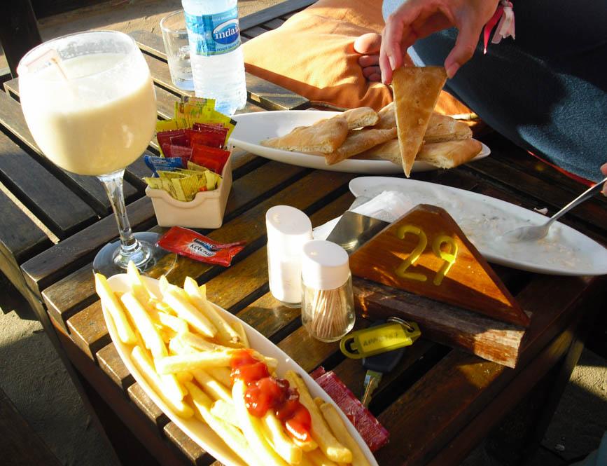 Brazilië - eten op reis